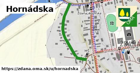 ilustrácia k Hornádska, Ždaňa - 369m