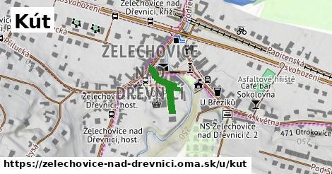ilustrácia k Kút, Želechovice nad Dřevnicí - 151m