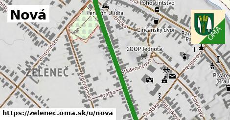 ilustrácia k Nová, Zeleneč - 448m