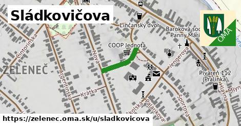 ilustrácia k Sládkovičova, Zeleneč - 138m