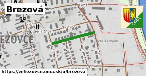 ilustrácia k Brezová, Želiezovce - 225m