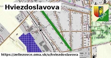 ilustrácia k Hviezdoslavova, Želiezovce - 0,71km