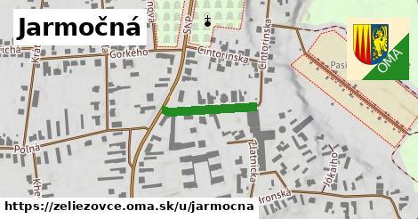 ilustrácia k Jarmočná, Želiezovce - 170m