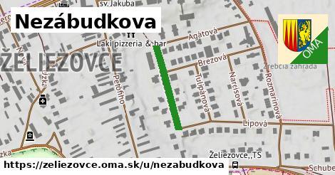ilustrácia k Nezábudkova, Želiezovce - 194m