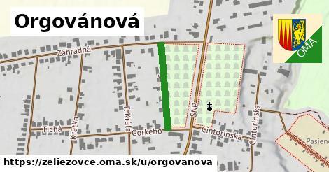 ilustrácia k Orgovánová, Želiezovce - 201m