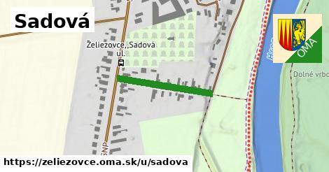 ilustrácia k Sadová, Želiezovce - 221m