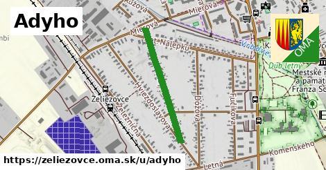 ilustrácia k Adyho, Želiezovce - 559m