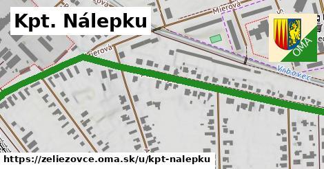 ilustrácia k Kpt. Nálepku, Želiezovce - 0,85km