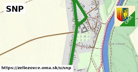 ilustrácia k SNP, Želiezovce - 2,7km