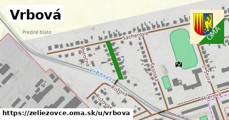 ilustrácia k Vrbová, Želiezovce - 135m