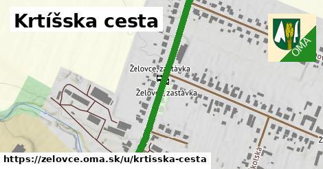ilustrácia k Krtíšska cesta, Želovce - 1,16km