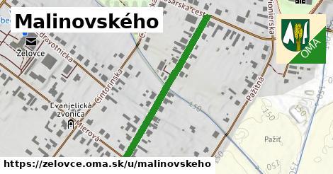 ilustrácia k Malinovského, Želovce - 373m