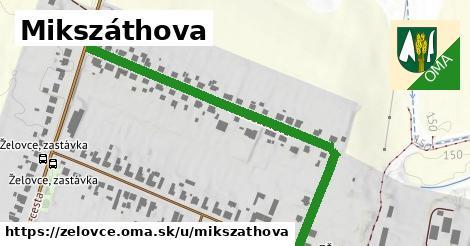 ilustrácia k Mikszáthova, Želovce - 608m