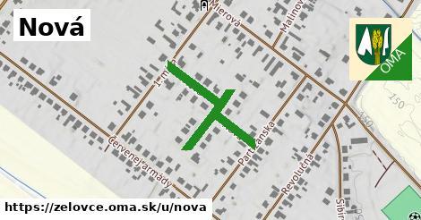 ilustrácia k Nová, Želovce - 345m