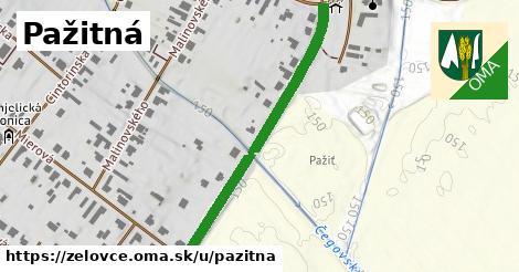 ilustrácia k Pažitná, Želovce - 423m
