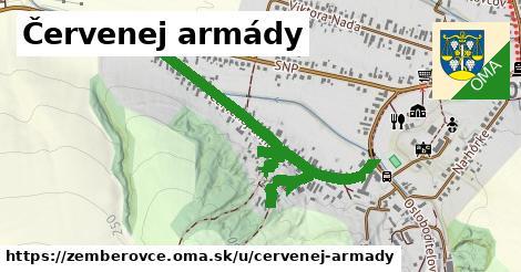 ilustračný obrázok k Červenej armády, Žemberovce