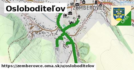 ilustrácia k Osloboditeľov, Žemberovce - 1,32km