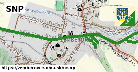 ilustrácia k SNP, Žemberovce - 2,4km