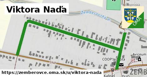 ilustrácia k Viktora Naďa, Žemberovce - 0,90km