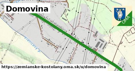 ilustrácia k Domovina, Zemianske Kostoľany - 1,45km