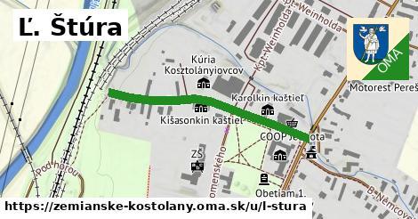 ilustrácia k Ľ. Štúra, Zemianske Kostoľany - 369m