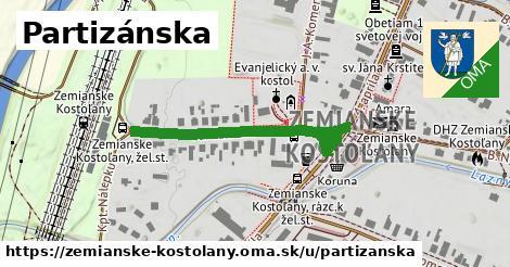 ilustrácia k Partizánska, Zemianske Kostoľany - 338m