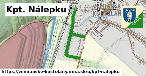 ilustrácia k Kpt. Nálepku, Zemianske Kostoľany - 0,80km