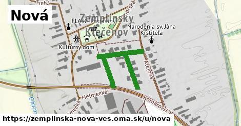 ilustrácia k Nová, Zemplínska Nová Ves - 332m