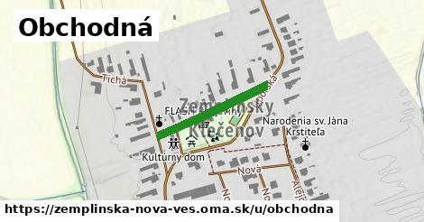 ilustrácia k Obchodná, Zemplínska Nová Ves - 222m