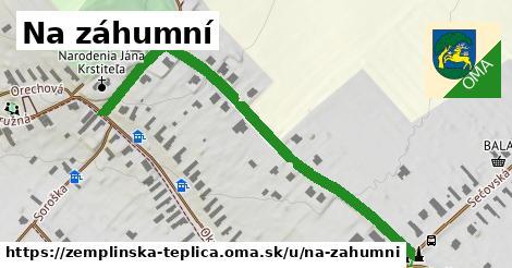 ilustrácia k Na záhumní, Zemplínska Teplica - 610m
