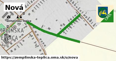 ilustračný obrázok k Nová, Zemplínska Teplica