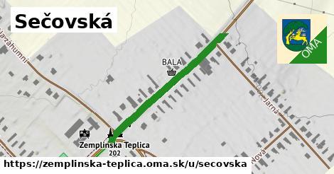 ilustrácia k Sečovská, Zemplínska Teplica - 340m