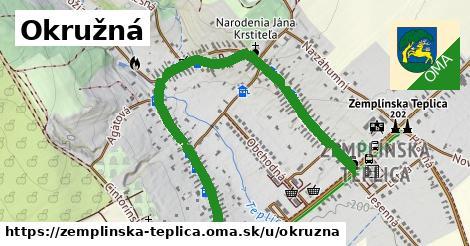 ilustrácia k Okružná, Zemplínska Teplica - 1,45km