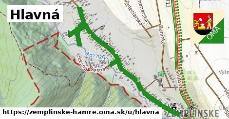ilustrácia k Hlavná, Zemplínske Hámre - 1,05km