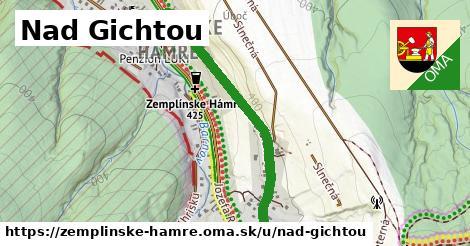 ilustrácia k Nad Gichtou, Zemplínske Hámre - 0,93km