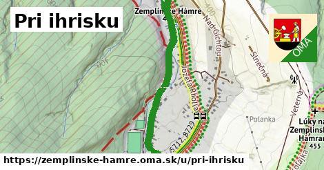 ilustrácia k Pri ihrisku, Zemplínske Hámre - 0,85km