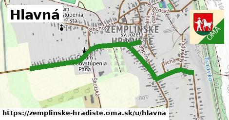 ilustrácia k Hlavná, Zemplínske Hradište - 1,33km