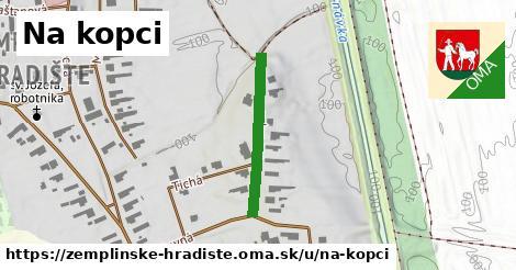 ilustrácia k Na kopci, Zemplínske Hradište - 236m