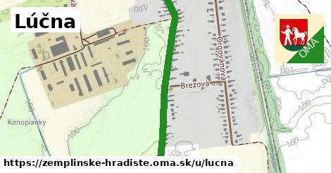 ilustrácia k Lúčna, Zemplínske Hradište - 1,00km