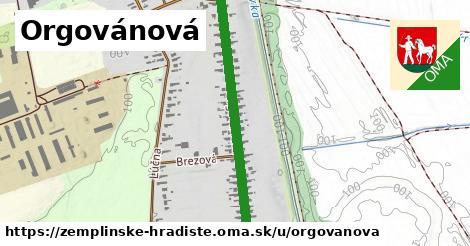 ilustrácia k Orgovánová, Zemplínske Hradište - 0,78km