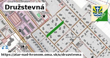 ilustrácia k Družstevná, Žiar nad Hronom - 150m