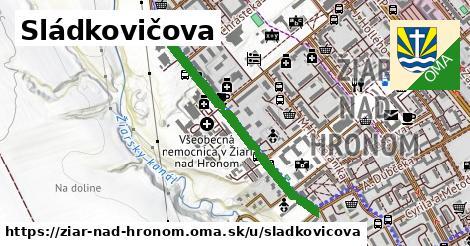 ilustrácia k Sládkovičova, Žiar nad Hronom - 0,79km