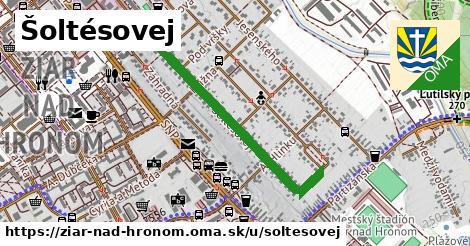 ilustrácia k Šoltésovej, Žiar nad Hronom - 0,80km
