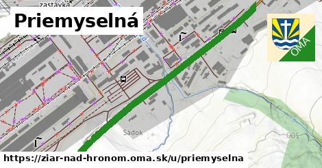 ilustrácia k Priemyselná, Žiar nad Hronom - 1,14km