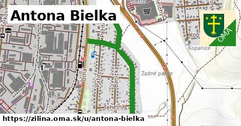 ilustrácia k Antona Bielka, Žilina - 0,95km