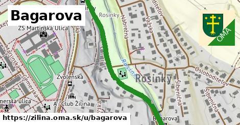 ilustrácia k Bagarova, Žilina - 655m