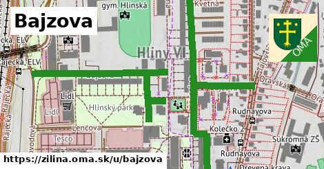 ilustrácia k Bajzova, Žilina - 1,06km