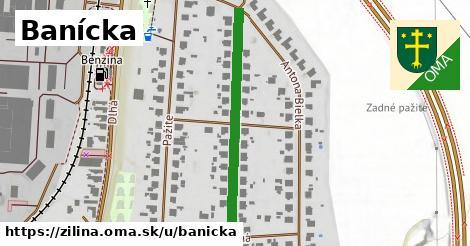 ilustrácia k Banícka, Žilina - 359m
