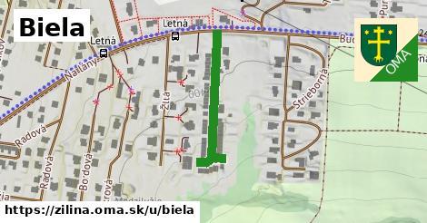 ilustrácia k Biela, Žilina - 273m