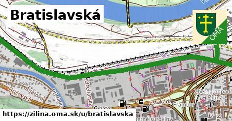 ilustrácia k Bratislavská, Žilina - 2,3km